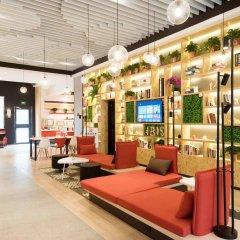 Ibis Xian Xingqing Palace Park Hotel интерьер отеля