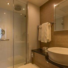 Отель Thistle Trafalgar Square Hotel Великобритания, Лондон - отзывы, цены и фото номеров - забронировать отель Thistle Trafalgar Square Hotel онлайн ванная фото 2