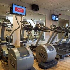 Отель Principal York фитнесс-зал