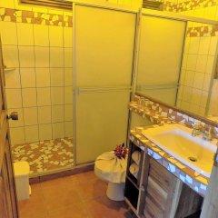 Отель Rancho Margot S.A. ванная