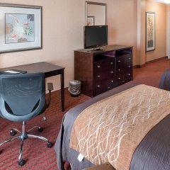 Отель Comfort Inn MSP Airport - Mall of America США, Блумингтон - отзывы, цены и фото номеров - забронировать отель Comfort Inn MSP Airport - Mall of America онлайн фото 2