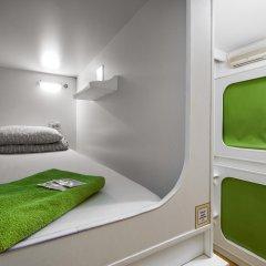 Capsule Hostel In Moscow комната для гостей