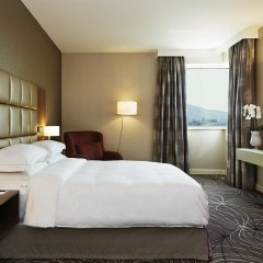 Отель Hilton Sofia Болгария, София - отзывы, цены и фото номеров - забронировать отель Hilton Sofia онлайн комната для гостей фото 2