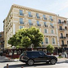 Отель Ambassador-Monaco городской автобус