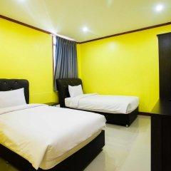 Отель Grand Omari Бангкок комната для гостей фото 3