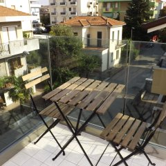 Отель Residence Albachiara балкон
