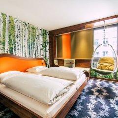 Отель Cocoon Stachus Германия, Мюнхен - 2 отзыва об отеле, цены и фото номеров - забронировать отель Cocoon Stachus онлайн комната для гостей фото 5