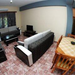Отель Vila Krisangjelo Албания, Ксамил - отзывы, цены и фото номеров - забронировать отель Vila Krisangjelo онлайн комната для гостей