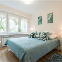 Апартаменты P&O Apartments Kasprzaka комната для гостей фото 5