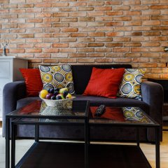 Отель Apartamenty Przytulne OldNova - OLD TOWN Гданьск комната для гостей фото 3