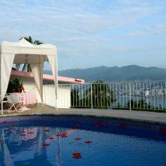 Отель Las Brisas Acapulco бассейн фото 2