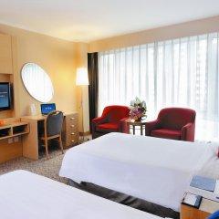 Отель Novotel Beijing Xinqiao Китай, Пекин - 9 отзывов об отеле, цены и фото номеров - забронировать отель Novotel Beijing Xinqiao онлайн комната для гостей фото 2