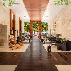 S Hotel Jamaica интерьер отеля