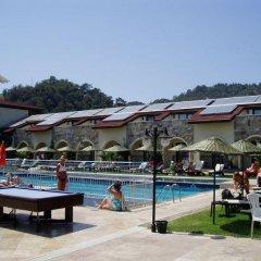 Sunlove Hotel Мармарис бассейн