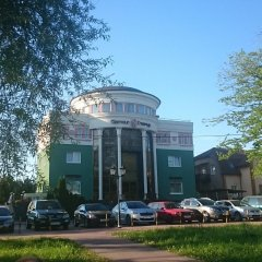 Отель Гламур Калининград парковка