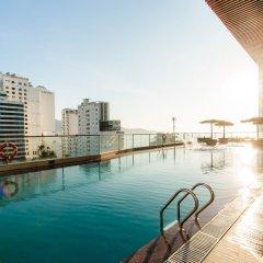 Muong Thanh Luxury Vien Trieu Hotel Нячанг бассейн фото 2