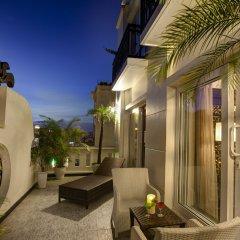 Golden Lotus Luxury Hotel балкон