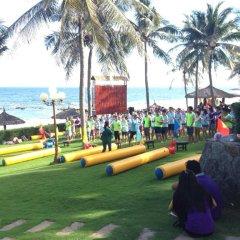 Отель Lotus Muine Resort & Spa Вьетнам, Фантхьет - отзывы, цены и фото номеров - забронировать отель Lotus Muine Resort & Spa онлайн фитнесс-зал фото 2