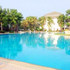 Отель Komol Residence Bangkok Бангкок бассейн фото 3