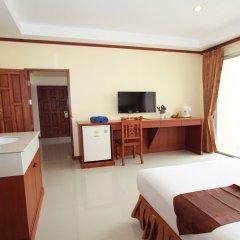 Отель The Orchid House пляж Ката удобства в номере