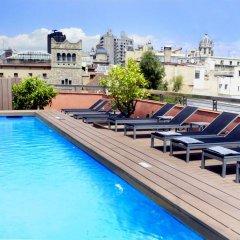 Отель Catalonia Catedral Испания, Барселона - 1 отзыв об отеле, цены и фото номеров - забронировать отель Catalonia Catedral онлайн бассейн фото 2