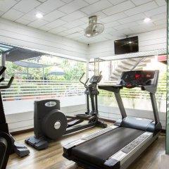 Отель The Tawana Bangkok Таиланд, Бангкок - 1 отзыв об отеле, цены и фото номеров - забронировать отель The Tawana Bangkok онлайн фитнесс-зал