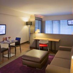 Отель Las Suites Campos Eliseos Мексика, Мехико - отзывы, цены и фото номеров - забронировать отель Las Suites Campos Eliseos онлайн комната для гостей фото 2
