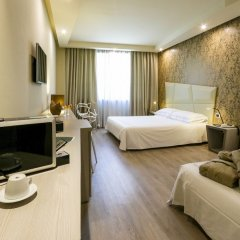 Отель Hostellerie Du Cheval Blanc Аоста комната для гостей фото 5