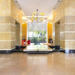 Отель Urbana Langsuan Bangkok, Thailand Таиланд, Бангкок - 1 отзыв об отеле, цены и фото номеров - забронировать отель Urbana Langsuan Bangkok, Thailand онлайн интерьер отеля фото 3