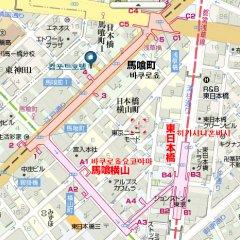 Comfort Hotel Tokyo Higashi Nihombashi спортивное сооружение