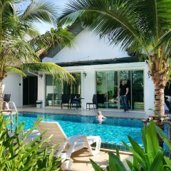 Отель The Snug Airportel Таиланд, Такуа-Тунг - отзывы, цены и фото номеров - забронировать отель The Snug Airportel онлайн бассейн фото 2