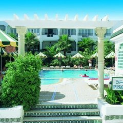 Отель Emira Тунис, Хаммамет - отзывы, цены и фото номеров - забронировать отель Emira онлайн бассейн фото 2