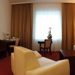 Best Western Premier Krakow Hotel комната для гостей