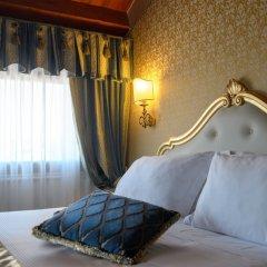 Hotel Olimpia Venice, BW signature collection сейф в номере