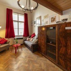 Апартаменты Premier Apartment Vodickova Прага комната для гостей фото 5