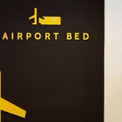 Отель Airport Bed Бангкок интерьер отеля