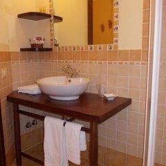 Отель Country House Le Meraviglie Италия, Реканати - отзывы, цены и фото номеров - забронировать отель Country House Le Meraviglie онлайн ванная