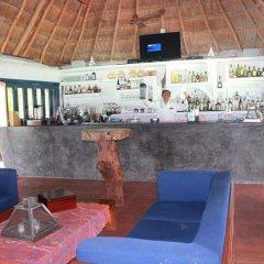 Отель Las Nubes de Holbox гостиничный бар