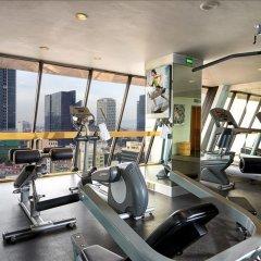 Отель Royal Reforma Мехико фитнесс-зал