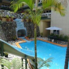 Отель Suva Motor Inn Фиджи, Вити-Леву - отзывы, цены и фото номеров - забронировать отель Suva Motor Inn онлайн бассейн фото 2
