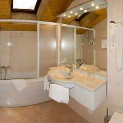 Отель Hemizeus Швейцария, Церматт - отзывы, цены и фото номеров - забронировать отель Hemizeus онлайн ванная