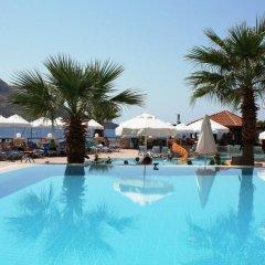 Pirat Турция, Калкан - отзывы, цены и фото номеров - забронировать отель Pirat онлайн бассейн фото 2