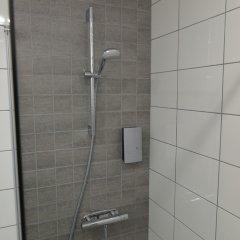 Отель Hotell Nova Швеция, Карлстад - отзывы, цены и фото номеров - забронировать отель Hotell Nova онлайн ванная фото 2