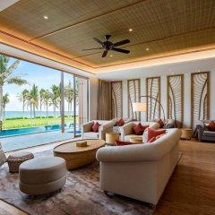 Отель Radisson Blu Resort Cam Ranh Вьетнам, Кам Лам - отзывы, цены и фото номеров - забронировать отель Radisson Blu Resort Cam Ranh онлайн комната для гостей фото 4