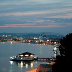 Eser Premium Hotel & SPA Турция, Бююкчекмедже - 2 отзыва об отеле, цены и фото номеров - забронировать отель Eser Premium Hotel & SPA онлайн приотельная территория