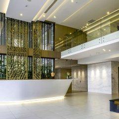 Отель SILA Urban Living интерьер отеля