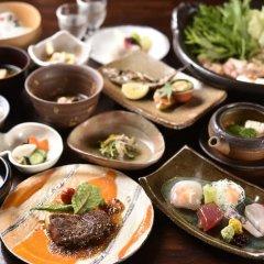 Отель SHUGETSU Минамиогуни питание фото 2