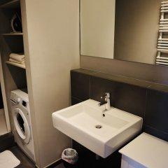 Отель Gaillon Бельгия, Брюссель - отзывы, цены и фото номеров - забронировать отель Gaillon онлайн ванная