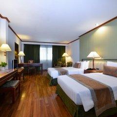 Отель Aspira Grand Regency Sukhumvit 22 Таиланд, Бангкок - отзывы, цены и фото номеров - забронировать отель Aspira Grand Regency Sukhumvit 22 онлайн комната для гостей фото 5