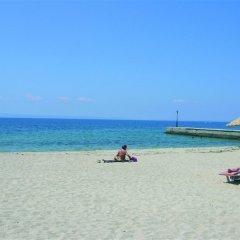 Отель Nikiti Beach пляж